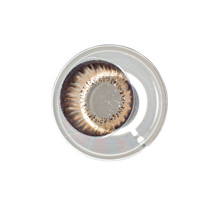 SPARKLE MIYUKI BROWN (16MM WITH 21MM EFFECT) CONTACT LENS