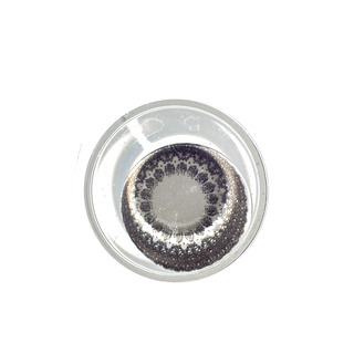 SPARKLE ROYAL HIGHNESS BLACK (16MM WITH 21MM EFFECT) CONTACT LENS