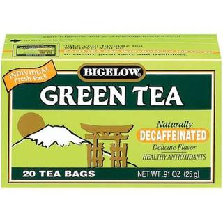 Bigelow Decaffeinated Green Tea Classic 25g - 072310042476 (2609703)