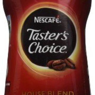 Nescafe Tasters Choice House Blend 198g - 28000300500 (2668504)