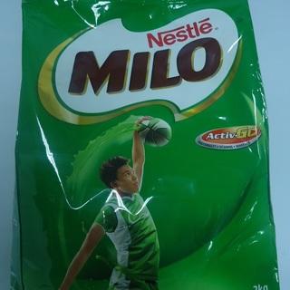 Nestle Milo 2kg - 9556001004727 (2019508)