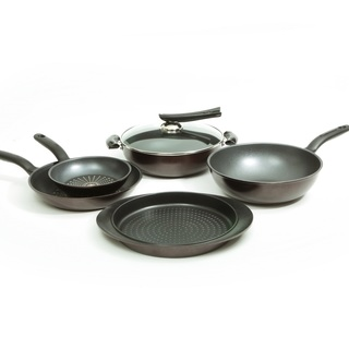 CHEFLINE 6PC FRYPAN SET