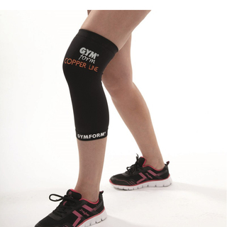 GYMFORM COPPERLINE KNEE SLEEVE