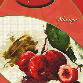 DMC INSPIRATIONS CROSS-STITCH KIT: MACOPA (AMORSOLO) (ECK-029)