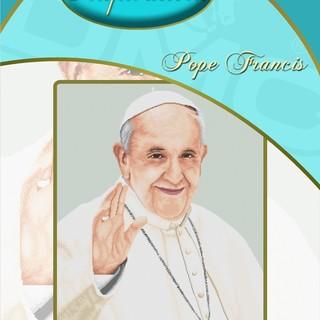DMC INSPIRATIONS CROSS-STITCH KIT: POPE FRANCIS (ECK-052)