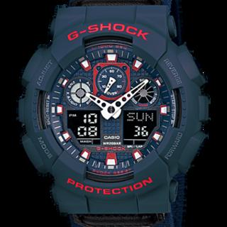 CASIO G-SHOCK (GA-100MC-2ADR)