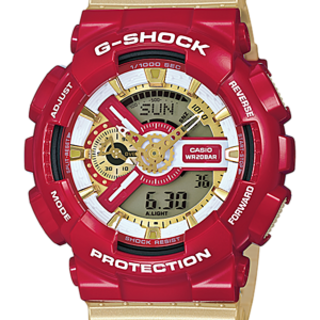 CASIO G-SHOCK (GA-110CS-4A)