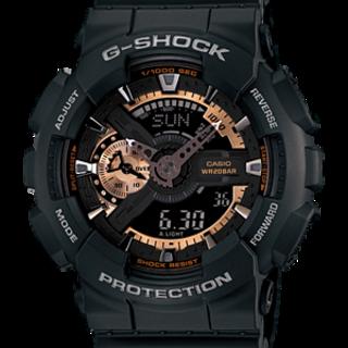 CASIO G-SHOCK (GA-110RG-1ADR)