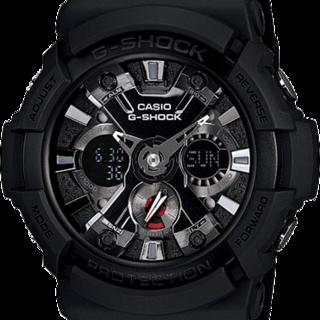 CASIO G-SHOCK (GA-201-1ADR)