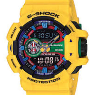 CASIO G-SHOCK (GA-400-9A)
