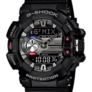 CASIO G-SHOCK (GBA-400-1A)