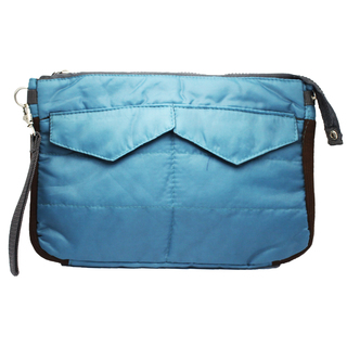 Padded Organizer Pouch (Blue)