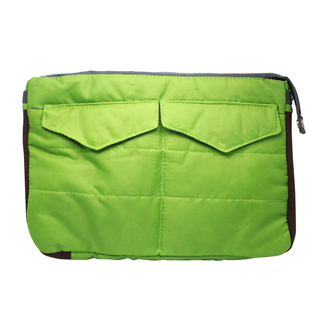 Padded Organizer Pouch (Green)