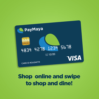 PayMaya EMV Card