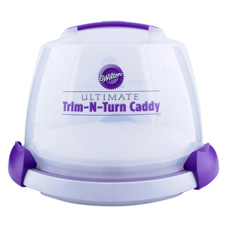 WILTON ULTIMATE TRIM N TURN CADDY (38315)