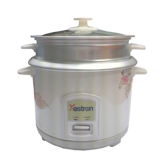 ASTRON RICE COOKER GRC-1827 (1.8 L, 10 CUPS)