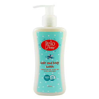 Belo Baby Hair & Body Wash 200ml