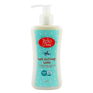 Belo Baby Hair & Body Wash 200ml