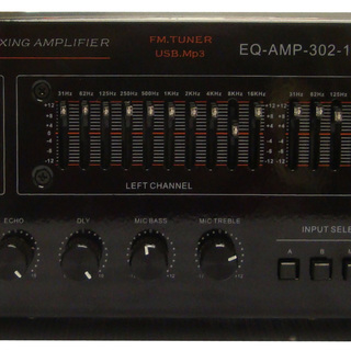 DB AUDIO EQ-AMP-302-106 (350W, ...