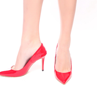 M&G Abegail Heels MG302 (Red)