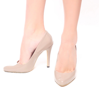 M&G Abegail Heels MG302 (Light Beige)