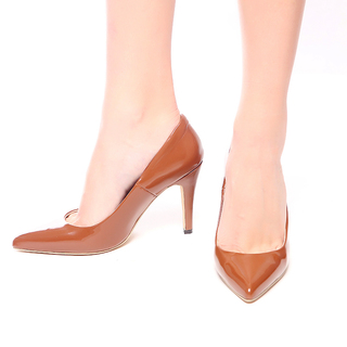 M&G Abegail Heels MG302 (Brown)