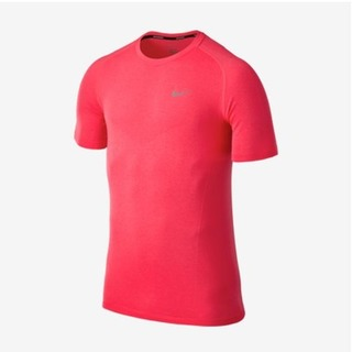 NIKE AS DRI-FIT KNIT SS (HOT PINK) (589643-646)