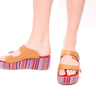 M&G Basha Platforms - 1 MG539 (Tan)