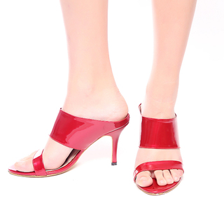 M&G Betsy Heels MG518 (Bloody Red)