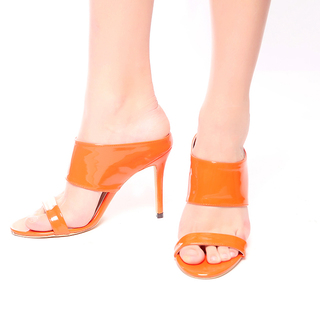 M&G Audrey Heels MG307 (Orange)