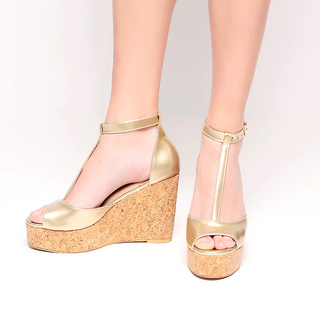 M&G Bailey Wedge MG504 (Gold)