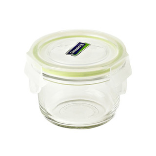 Glasslock Round Type Food Keeper 165ml  - MCCB016