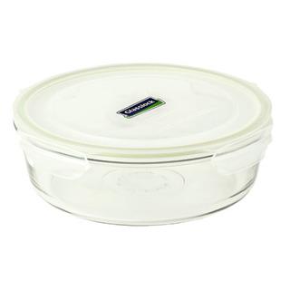 Glasslock Round Type Food Keeper 2050ml - MCCB205