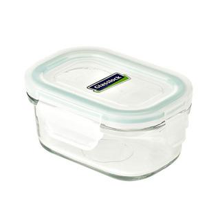 Glasslock Rectangle Type Food Keeper 150ml  - MCRB015