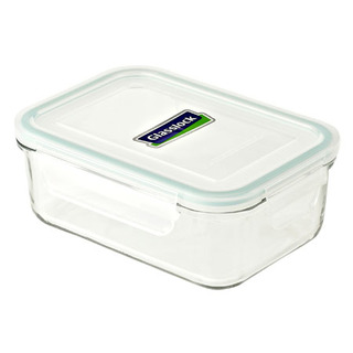 Glasslock Rectangle Type Food Keeper 715ml - MCRB071