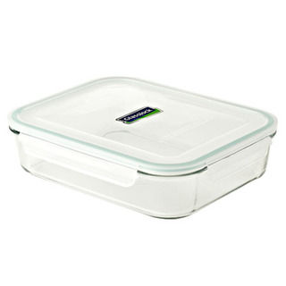 Glasslock Rectangle Type Food Keeper 2000ml - MCRB200