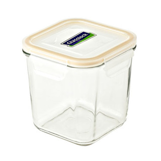 Glasslock Square Type Food Keeper 920ml - MCSD092
