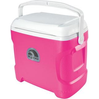 Igloo Contour 30 Qt. Pink - 44199