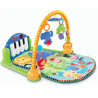 Fisher-Price Kick and Play Piano Gym (PP-FP-PIANOGYM)