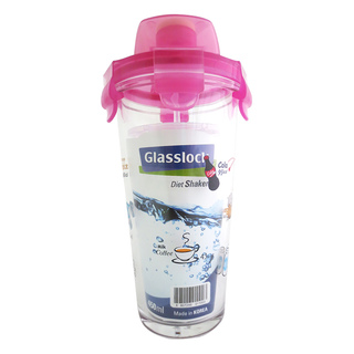 Glasslock Shaker Type Container 450ml Pink (PC318PNK)
