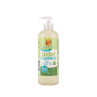 Messy Bessy Natural Dish Cleaner Aloe Green Tea 500 ml