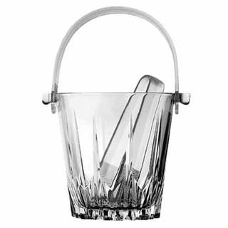 Pasabahce Karat Ice Bucket with Tong (53588)