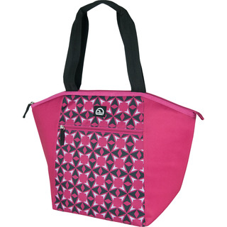 Igloo Starburst Tile Everyday Tote  - Berry Pink (160818 berry pink)