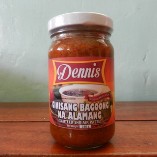 DENNIS' FOOD PRODUCTS Ginisang Bagoong na Alamang (Regular Flavor)