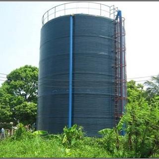 Stoneworks Fiberglass Water Tank