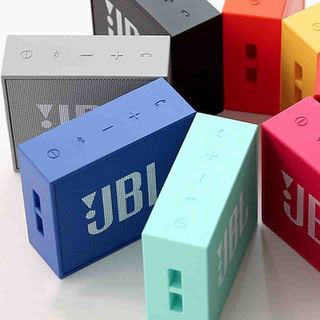 JBL Go Portable Bluetooth Speaker with Speaker Phone Function (Black)
