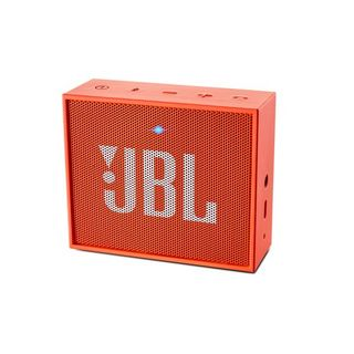JBL Go Portable Bluetooth Speaker with Speaker Phone Function (Orange)