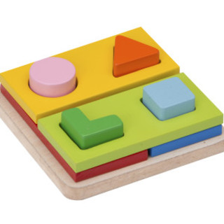 Wonderworld Multi Shape Sorter ( WED 3129)