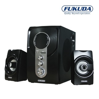 Fukuda 2.1 Channel Home Theater Speaker FHT-200i Black