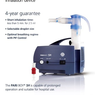 Pari Boy SX Continuous operation nebulizer (Nonstop Use)